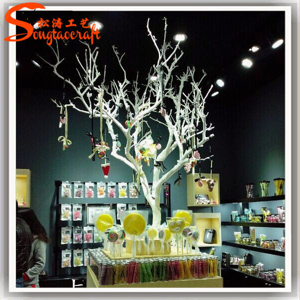 Wedding Wishing Tree Table Centerpieces Restaurant Branches For