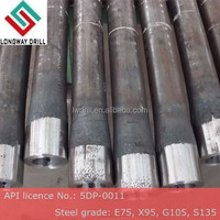 api drill pipe---petroleum drilling equipment