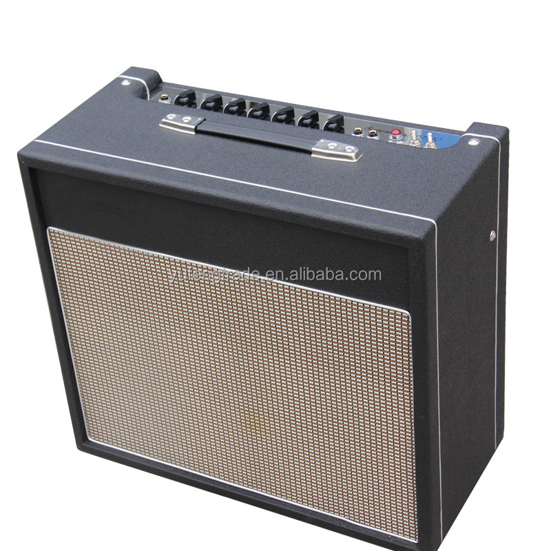 2016 hot selling 30W hifi electric valve guitar tube amplifier