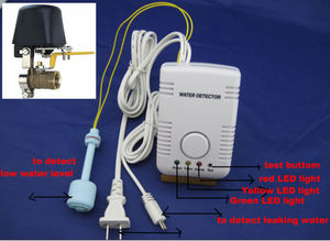 water leak detection alarm equipment