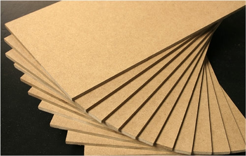 1220*2440*3mm Mdf sheet manufacturer