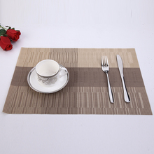 Hotel Use Waterproof Foldable Plastic Placemats
