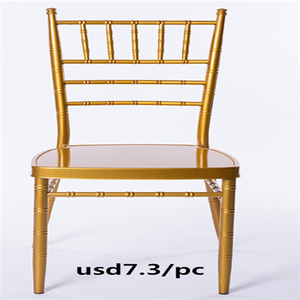 Popular Golden chiavari tiffany chair