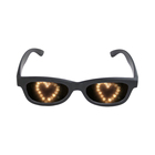 Durable 3d party glasses plastic diffraction glasses amazing fireworks 3d glasses