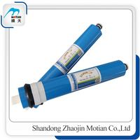 OHSAS 18001:2007 Standard Dismountability Reverse Osmosis Household RO Membranes Water Treatment Equipment