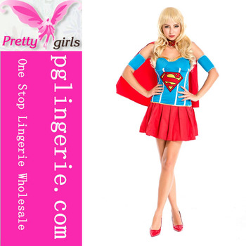 Cheapest Super Girl Fancy Dress Supergirl Costumes  sc 1 st  Alibaba & Cheapest Super Girl Fancy Dress Supergirl Costumes - Buy Superwomen ...