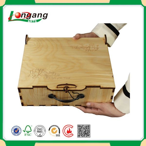 2015 New design olive oil wood boxes essential oil wood box olive oil wood box