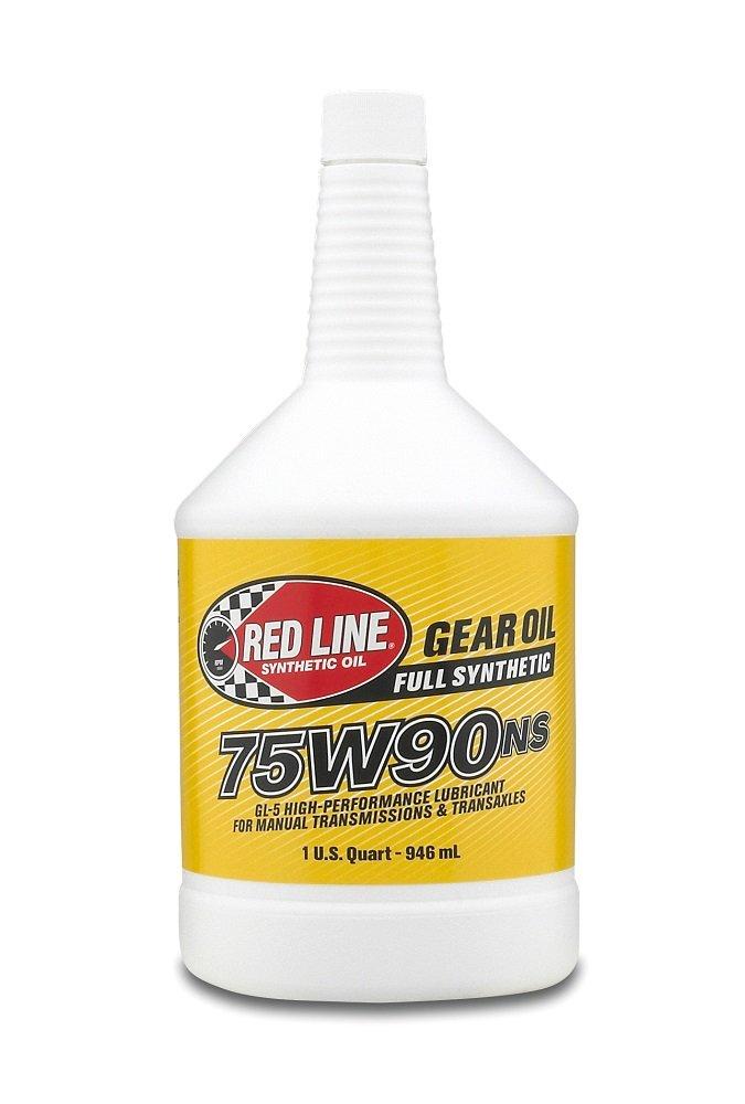 Red Line 58304 (75W90) Limited Slip Synthetic Gear Oil - 1 Quart Bottle