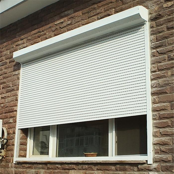 Awning For Balcony Rolling Shutter Aluminium Profile Window Blind Buy Awning For Balcony
