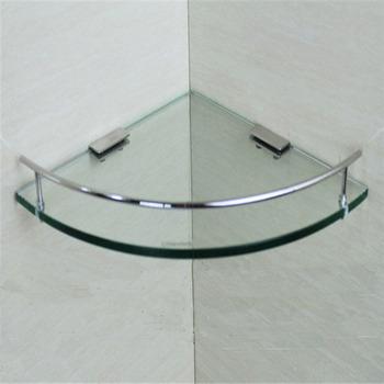 Bathroom Accessories Glass Shelves bathroom glass shelf / wall-mounted glass shelf / bathroom
