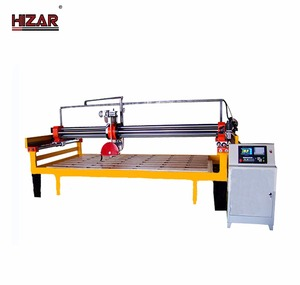 HIZAR HCT4000A marble stone granite countertop cutting machine