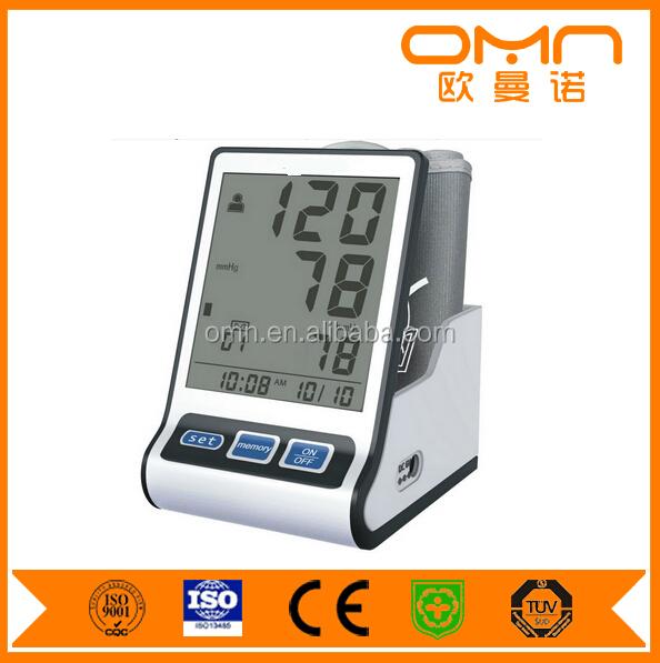 64b0f76fec740 Cuidado de la salud esfigmomanómetro precisión función barato digital  presión arterial BP precio Aparato para medir