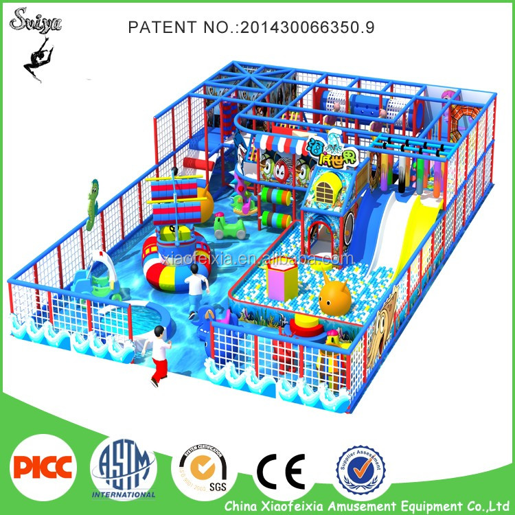 Kids Soft Pay Zone Bounce Castle With Fire Retardant Material ...