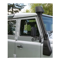 NEW Car Accessories for Defender TD4 Off Road Snorkel Air Intake 4x4 TD4 Snorkel