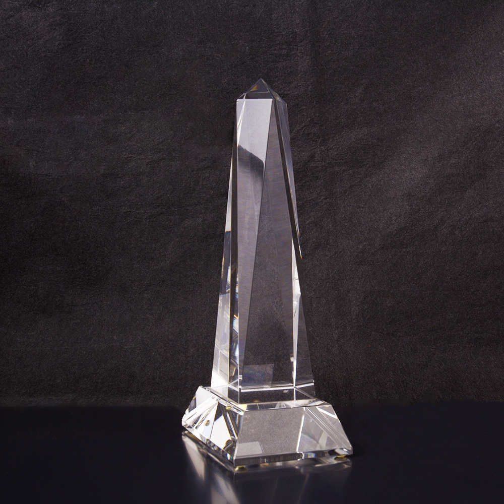 High Quality Customized Engraving Crystal Trophy and Award Souvenir/Business Gift