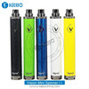 newest & hottest ego twist battery, mini vision spinner 2, upgraded 850mah V-spinner battery-pyx & Kanger aerotank giant
