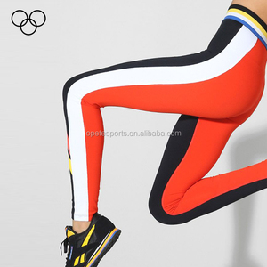 (OEM/ODM Factory) wholesale compression Moisture wicking legging women dance wearing yoga pants Custom