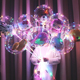 2018 Hot Helium Bobo Balloons LED Light Balloon Mini Led String Luminous led Balloons for Party Christmas Day