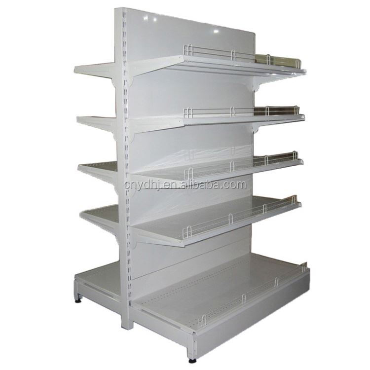 Factory supplier shop fittings high quality unique design supermarket bread display shelf