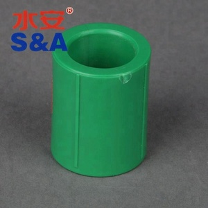 Good price new product 2018 4 meters ppr names water pipe fittings ppr equal socket