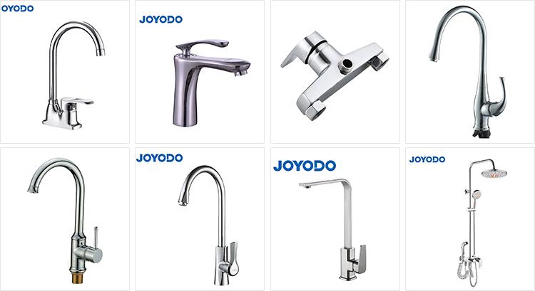 JOYODO Moderne einzigen schüssel 304 edelstahl küche waschbecken