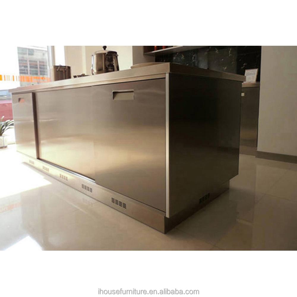 Catálogo de fabricantes de Mueble De Cocina Moderno De Metal de alta ...