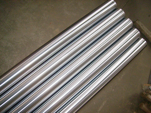 CK45 chrome plated steel tube