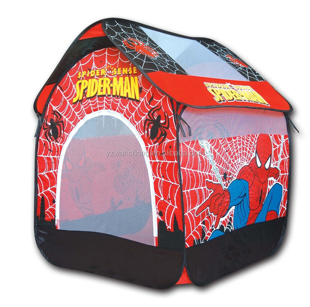 Spiderman Kids Play Tent Spiderman Kids Play Tent Suppliers and Manufacturers at Alibaba.com  sc 1 st  Alibaba : spider man tents and playhouses - memphite.com