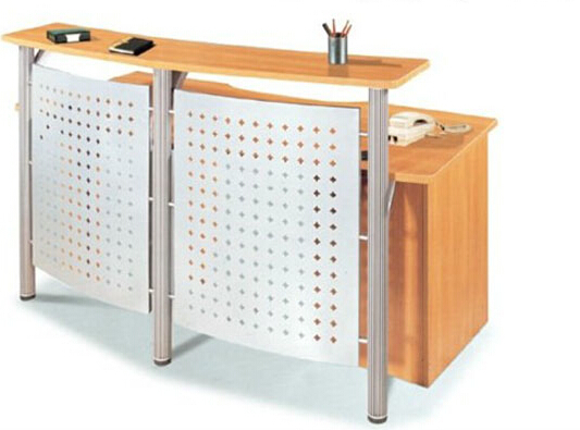 Stylish And Practical Contemporary Furniture For Every: Modern Office Furniture Design Used Reception Desk Small