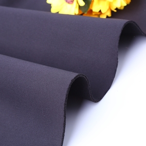70% Rayon/20% Polyester/10% Spandex CVC air layer fabric TR knit scuba fabric