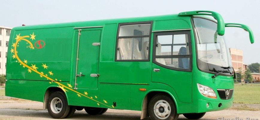 Low price cargo mini van car diesel seenwon l custom