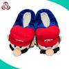 factory price cheap wholesale husky dog slippers, all kinds of bulk slippers