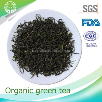 Slim health products organic green tea 100% natural