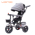 New model children custom trikes for sale / easy ride on baby carrier tricycle / cheap children metal frame tricycle