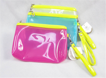0856099608 Hello-kitty Colored Pvc Make Up Bag - Buy Pvc Make Up Bag