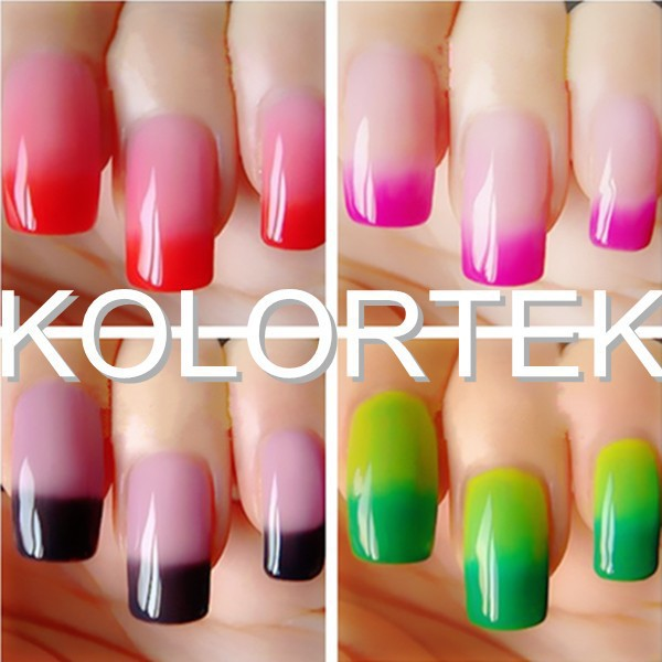 Thermochromic Ink Powder,Thermochromic Nail Lacquer Colorant Pigment ...