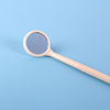 Promotion front surface anti-fog dental disposable mirror