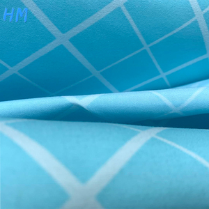 China factory quality lightweight elegant soft polyester antistatic fabric