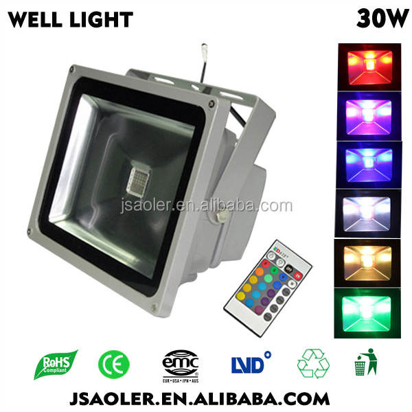 Color Changing Rope Light Led Tunnel Halogen Flood Light