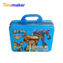 Small lunch tin box , kids toy boxes,
