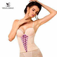Breathable Strong Hook Custom women slimming thermal body shapers