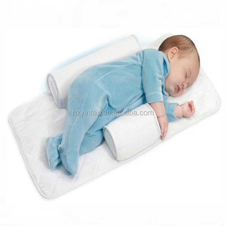 pillow wedge infant sleep pillow support wedge cotton wedge with soft feelings
