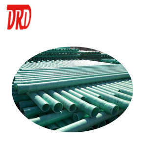 factory prices GRP GRE RTR Pipe Fiberglass Pipe FRP Pipes