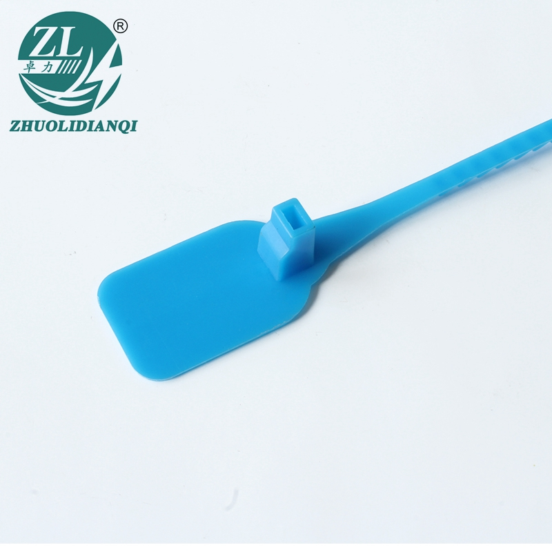Best Seller Container Car Good Insulation Pull Tight Plastic Strip Seal ZL-L006
