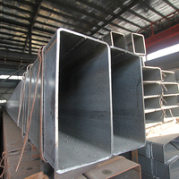 Honesty Factory Supply Building Material Steel Trading Company GI Surface Treatment Hollow section