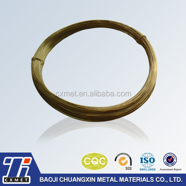 high purity 0.5mm pure nickel wire buyer