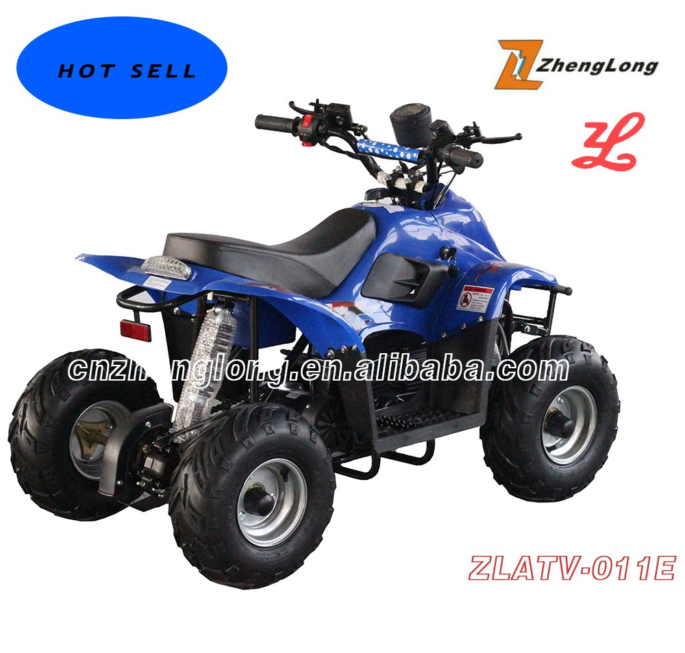 Electric quad hub motor for mini kids atv with ce for Electric motors for kids
