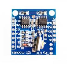 Tiny RTC I2C modules 24C32 memory DS1307 clock RTC module Without Battery