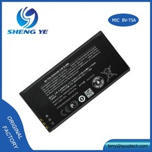 Mobile Phone Standard Replacement Battery for Microsoft BV-T5A For Nokia Lumia 730 735 2220 mAh