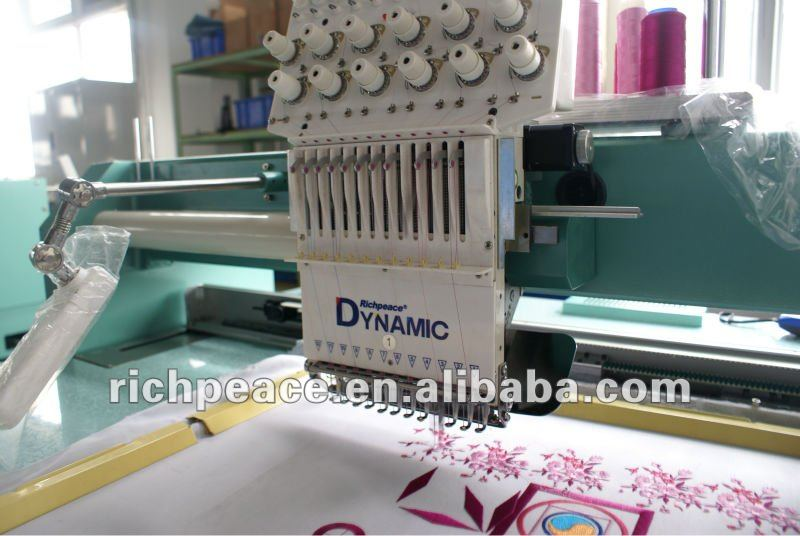 Richpeace Computerized Cap Embroidery Machine